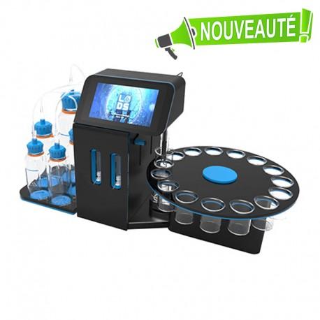 TITRALYSEUR ANALYSE SO2 LIBRE & TOTAL, pH, ACIDITE TOTALE & VOLOTILE*